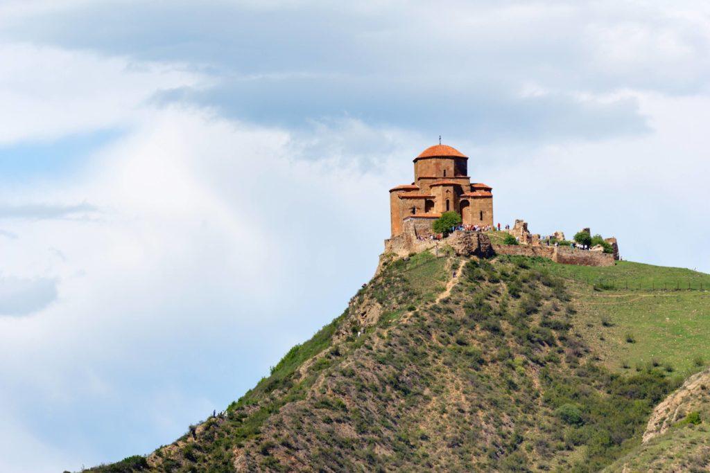 Georgia, Tbilisi jvari monastery